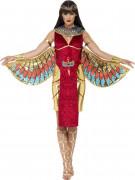 Egyptiläinen punaisen jumalattaren asu
