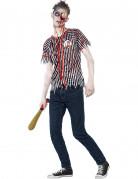 Nuorten Halloween asu Zombi baseballpelaaja