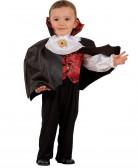 Halloweenin vampyyrikreivin naamiaisasu taaperolle