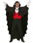 Musta vampyyrin viitta 150 cm