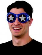 Kapteeni Amerikka™- aurinkolasit aikuisille