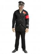 Aikuisten zombi-diktaattori Halloween-asu