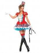 Naisten sirkusasu