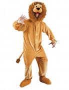 Aikuisen leijona-asu