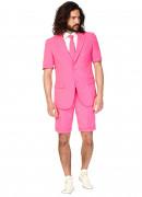 Miesten vaaleanpunainen Opposuits™- puku kesä
