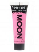 Moon Glow© Neon UV -vaaleanpunainen vartaloväri