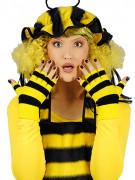 Mehiläiskuosiset puolisormikkaat naisille