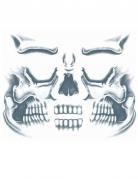 Luurangon kasvot- tatuointi aikuiselle