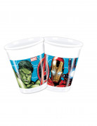 Kahdeksan Avengers™ -muovimukia