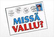 Missä Vallu?™