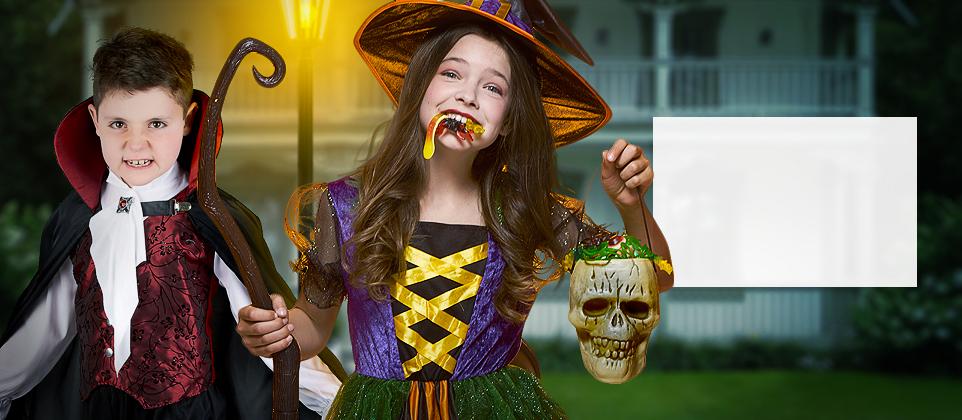 Lasten Halloween